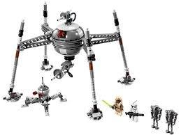 LEGO Star Wars 75016 Homing Spider Droid bei Rossmann online für 25 E zzgl. Versand