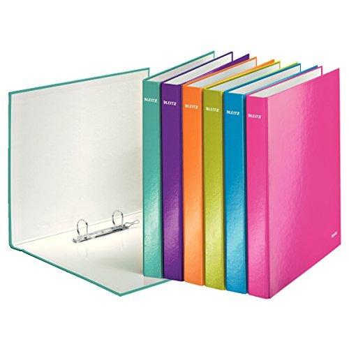 [Amazon] 10x Esselte Leitz Ringbuch WOW, A4, PP, 2 Ringe, 25 mm, sortiert für 7,15 € / PVG ab 34,61 € - Storno oder Kulanz? Beschreibung lesen!