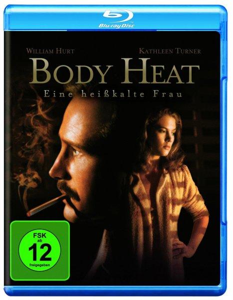 [Amazon Prime] Body Heat - Eine heißkalte Frau (Blu-ray) - 5 EUR