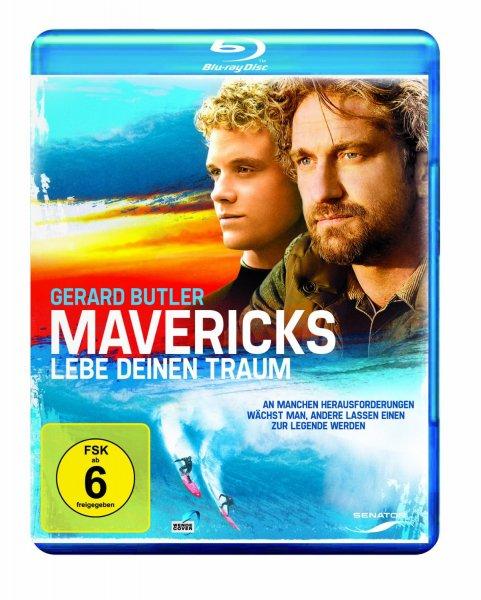 [Amazon Prime] Mavericks - Lebe deinen Traum (Blu-ray) - 4,99 EUR