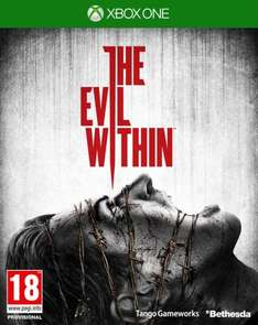 (Coolshop) Xbox one The Evil Within