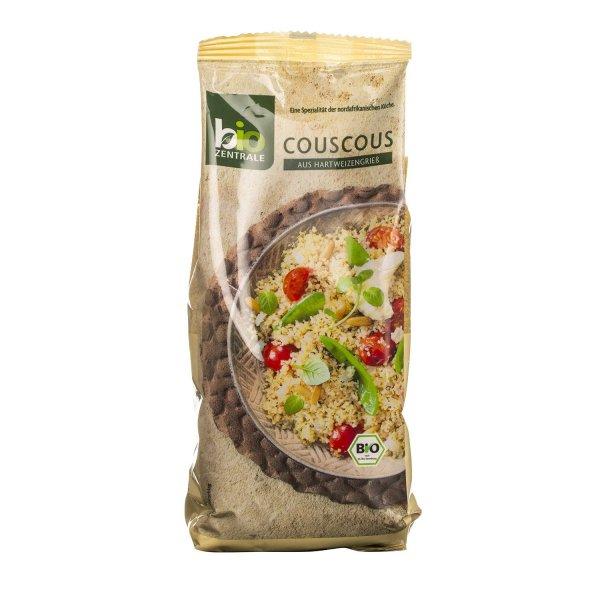 Amazon Prime : biozentrale Couscous, 7er Pack (7 x 400 g)  - Nur  6,51 € statt 10,15 €