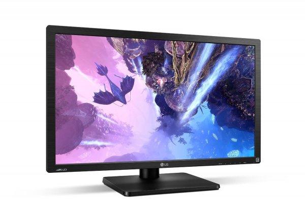 LG 27MU67-B, 27 Zoll LED-Monitor 4K