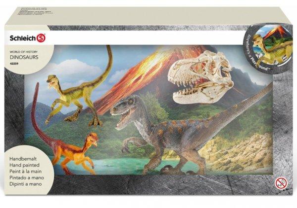 [Amazon Plus Produkt] Schleich 42259 - Velociraptor auf der Jagd