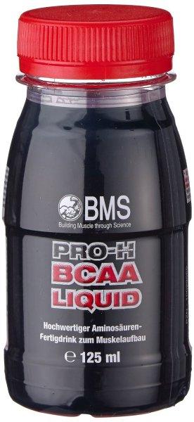 [Amazon.de-Prime]BMS Pro-H BCAA Liquid Fruit Punch, 12 x 125 ml, 1er Pack (1 x 1.5 l) ab 10.60€