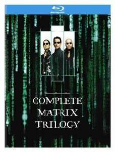 [Saturn] Matrix - Trilogie (Bluray) für 13,99€