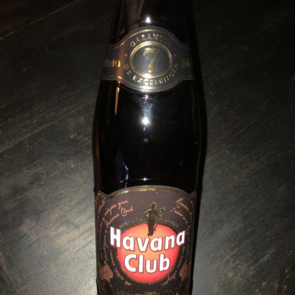 [Lokal] Hamburg - Rewe Wandsbek - Havanna 0,7l - 7 jährige Variante - 19,99 Euro