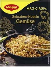 [REWE] Maggi Magic Asia Nudeln für 1€ pro Packung