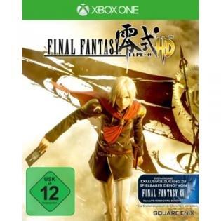 [Redcoon] [Xbox One] Final Fantasy Type-0 HD 17,99 Versandkostenfrei