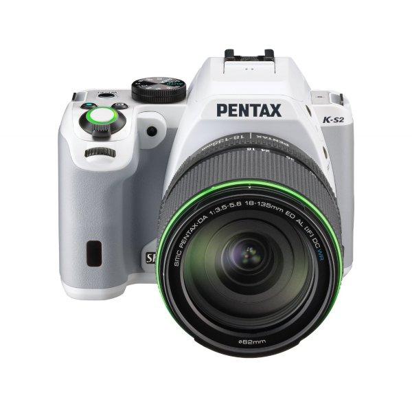 Pentax K-S2 Kit 18-135 mm für 605,58€ bei Amazon.fr
