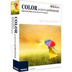 Color Pro­jects Pro­fes­sio­nal (Win / Mac) gratis
