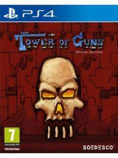 [amazon.co.uk] Tower of Guns Special Edition (PS3) für 14,42€ inkl. Versand [ PVG:25€ ]