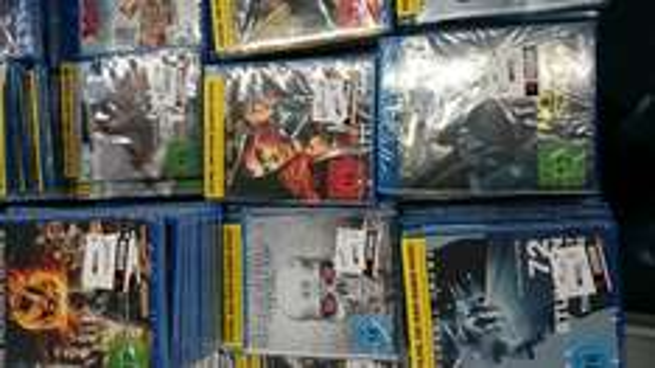 diverse Blu rays für 7,99 und 8.99 Saturn Braunschweig
