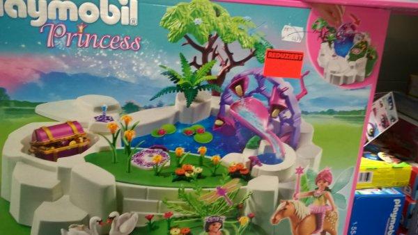 [Lokal E-Center Magdeburg] Playmobil Princess - Verzauberter Kristallsee 22€ / Beluga Kaufladen 25€