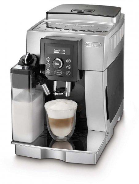 DeLonghi ECAM 24.450.S Kaffeevollautomat Silber @cyberport
