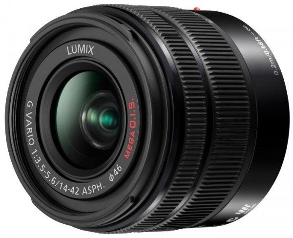 @Ebay.de: Panasonic Lumix Objektiv G Vario 14-42mm 3.5-5.6