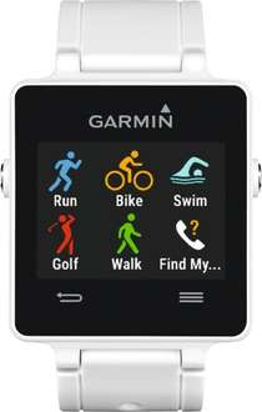 Garmin Vivoactive Smartwatch in weiß für 127,99 € @MediaMarkt (online)