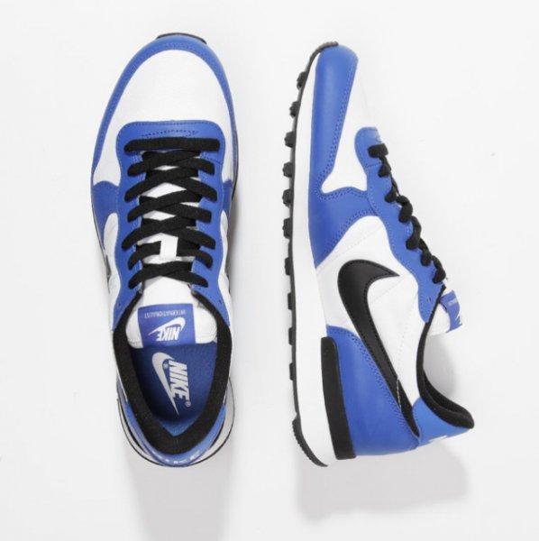 Zalando Nike INTERNATIONALIST - Sneaker - blue/white 26,95€ Gr 39//46