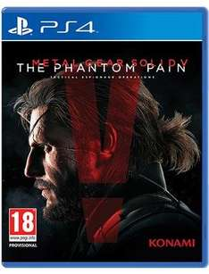 +Update+[game.co.uk/amazon.co.uk] Metal Gear Solid 5: The Phantom Pain (PS4 und Xbox One) für 30,31€ inkl.Versand