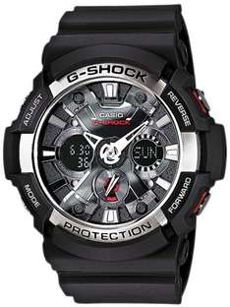 Casio G-Shock GA-200-1AER - Aboutyou & amazon.de - Vsk frei