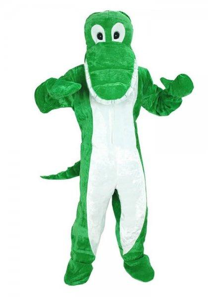 Das MyDealz-Krokodil-Fan-Kostüm für den Faschings-MyDealzer