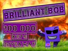 [STEAM] Kostenloser Brilliant Bob Steam-Key (mit Sammelkarten) @GrabtheGames