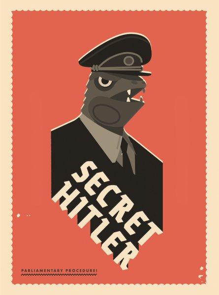 Kickstarterprojekt: Secret Hitler (Kartenspiel) - PDFs zum Selbstausdrucken