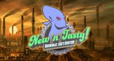 "[Langzeit-PS+-Inhaber] PS Vita ""Oddworld: New 'n' Tasty"""""