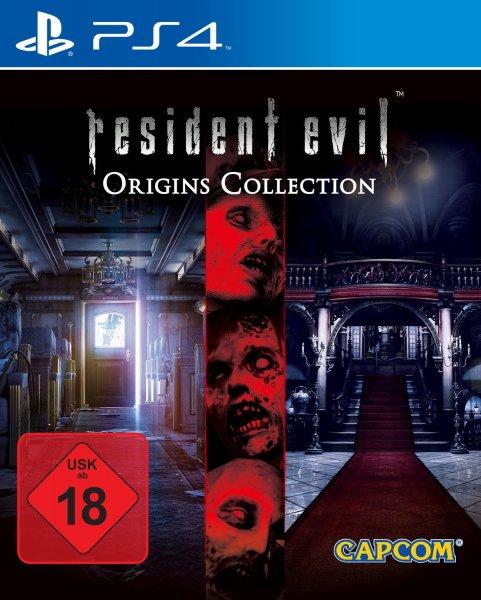 Resident Evil: Origins Collection (PlayStation 4) [mueller.de]