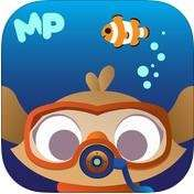 (iOS) MarcoPolo Ocean – Entwicklungsspiel für Kinder bis 5 Jahre (diese Woche kostenlos statt € 2,99) für iPhone, iPad und iPod touch