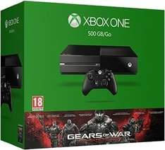 [ToDiCom] Xbox One 500GB + Gears of War: Ultimate Edition für 289,99€