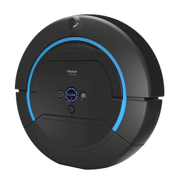 [3% Qipu - Vorführware] iRobot Scooba 450 Bodenreinigungs- / Nasswisch-Roboter für 429€ frei Haus @dealclub