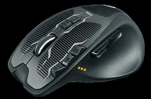 (Amazon Blitzangebot) Logitech G700s - Schnurlose Gaming Lasermaus für 39,90€