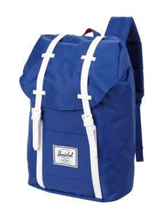 Herschel Retreat - Rucksack mit Laptopfach - Royalblau 47,25€