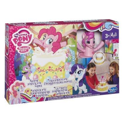 amazon:  Hasbro B2222EU4 My Little Pony Das Pinkie Pie Überrraschungsspiel für 7,34€ / Idealo ab 20€
