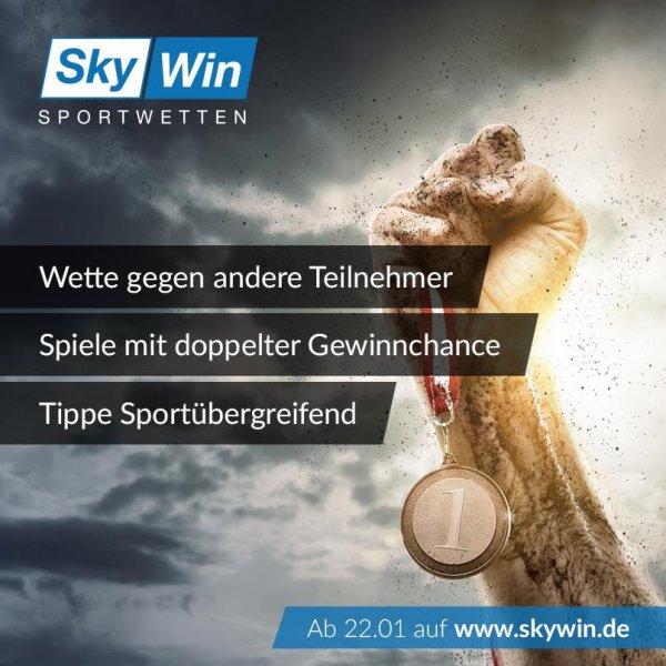 SkyWin - free -Tickets | Sportwetten
