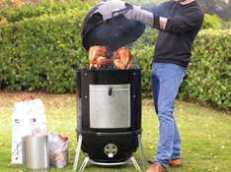 [OBI bundesweit, nicht online] WSM Weber Smokey Mountain Cooker 47cm - 349,00€ mit Bauhaus TPG 307,12 €