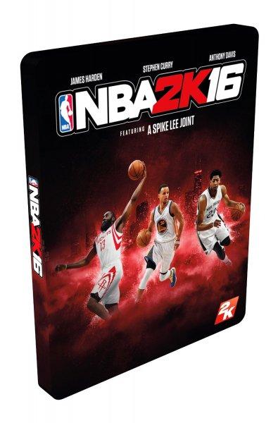 [Amazon] NBA 2k16 Metalcase Edition (PS4 + XBO) für 34,97€