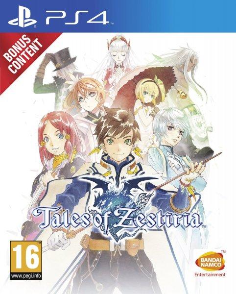 [Amazon.de] Tales of Zestiria - UK IMPORT - PlayStation 4 - für 29,90 inkl. Versand aus Vereinigtes Königreich