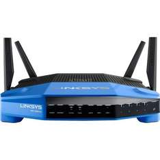 [zackzack] Linksys WRT1900ACS Smart Wifi Dualband AC1900 Router (4 Gigabit Ports, USB3.0, eSata, 1,6GHz)