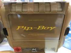 Fallout 4 - PIP BOY Edition 99,00 € PC-Version und 110,00 € PS4 Version