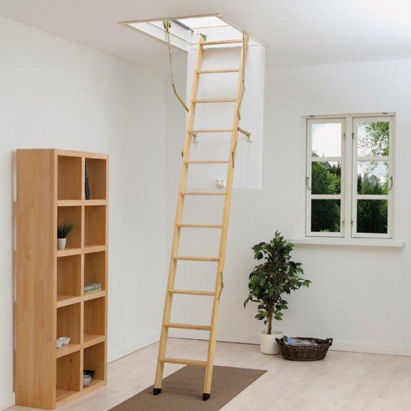 DOLLE Holz Bodentreppe clickFIX für 306€ (inkl. Versand) statt 471,68€. Vgl.Preis: 356,9€ (Idealo)