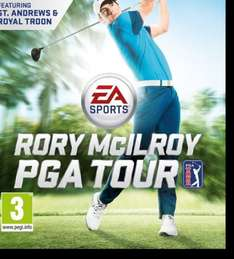 (Coolshop) EA Rory McIlroy PGA Tour für Xbox one/PS4