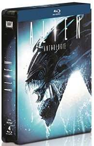 Alien Anthologie Steelbook