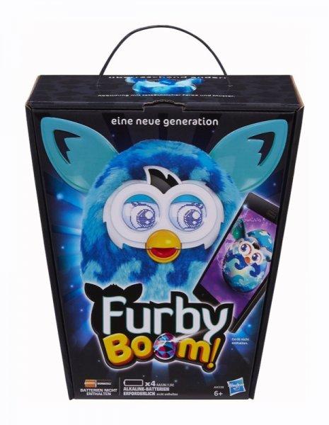 Furby Boom in allmöglichen Farben @ Real Falkensee