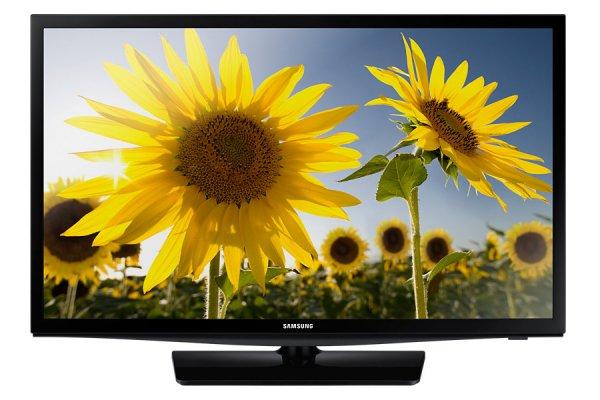 Samsung UE19H4000 - 19 Zoll (48cm) Fernseher, DVB-T & DVB-C, VESA für 99€ bei Mediamarkt.de (2% Qipu)