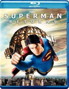 Superman Returns Bluray  4.05€ & Superman Collection (5 Filme) 14.85€ (deutscher Ton) @ zavvi