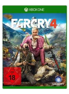[Xbox Store/Xbox One] Far Cry 4 für 12€, Gold Edition für 19,80€ + Far Cry Titel für Xbox 360 reduziert (Deals with Gold)