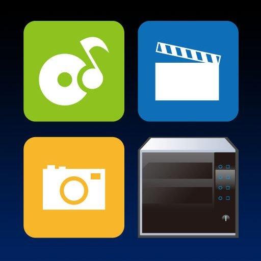(iOS) DLNA Player - SmartStor Fusion Stream DLNA Digital Media App