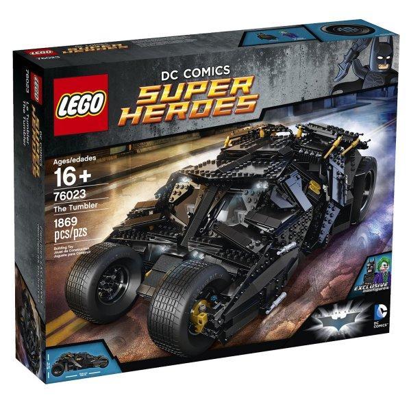 Lego Tumbler 76023 für 199,99€ @ Lego.de